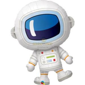 Космонавт шарик