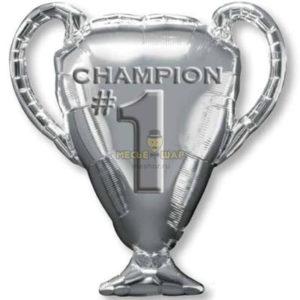 Кубок серебро