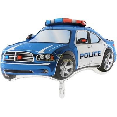 Машина Полиция шарик