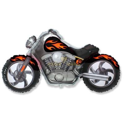 Мотоцикл шарик