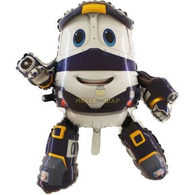 Паровозик Робот Кей