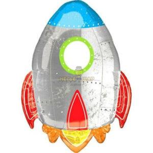 Ракета шарик