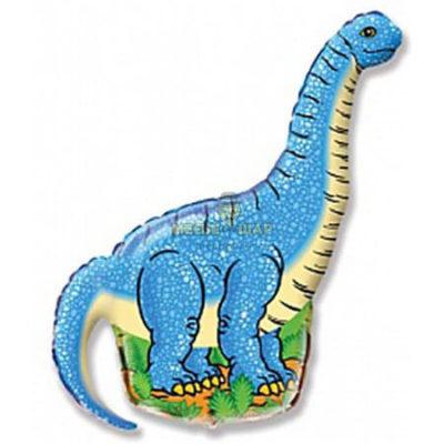 Динозавр Диалодок 1м