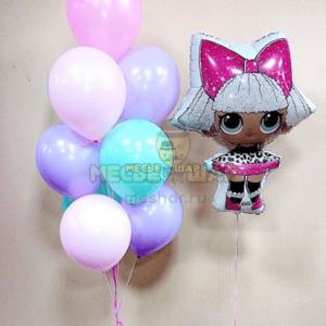 Набор кукла Lol №10