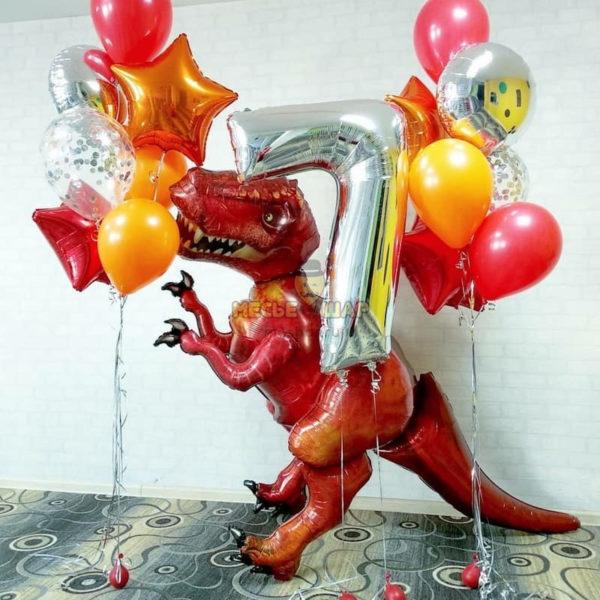Набор Шикарный динозавр
