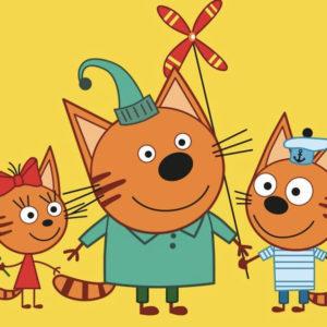 Шары Три кота