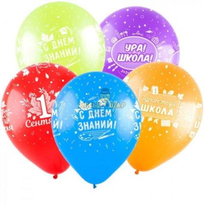 100 шаров 1 сентября