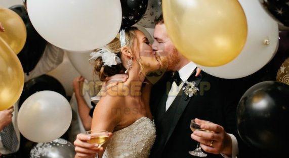 Как отметить свадьбу, если совсем мало денег?
