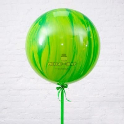 Агат Гигант зеленый 80см