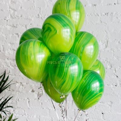 Агат зеленый