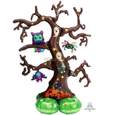 Дерево на Хеллоуин 165см