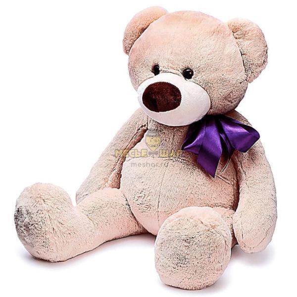Мягкая игрушка «Медведь Марк» светлый, 80 см