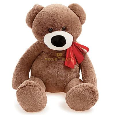 Мягкая игрушка «Медведь Марк» (тёмный) 80 см