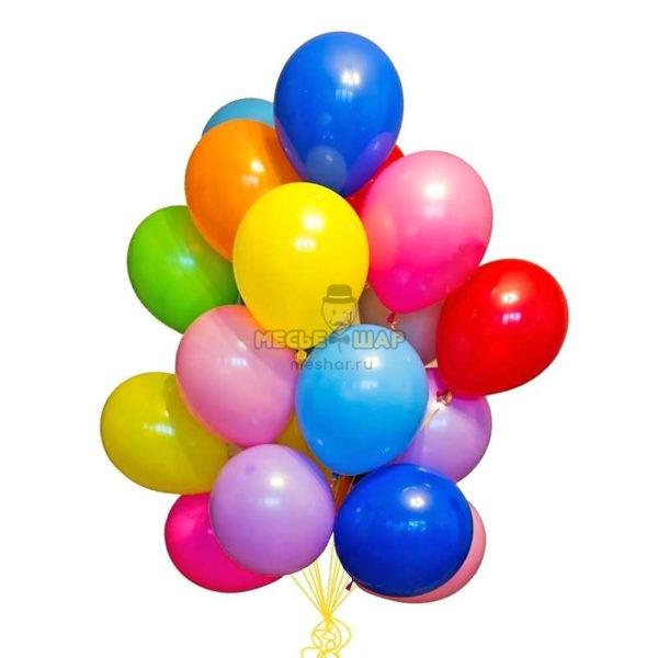 Акция - 20 воздушных шаров