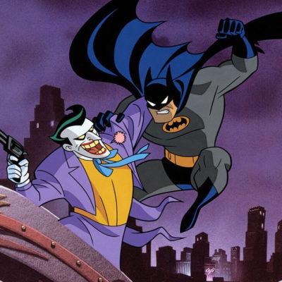 Шары Бэтмен