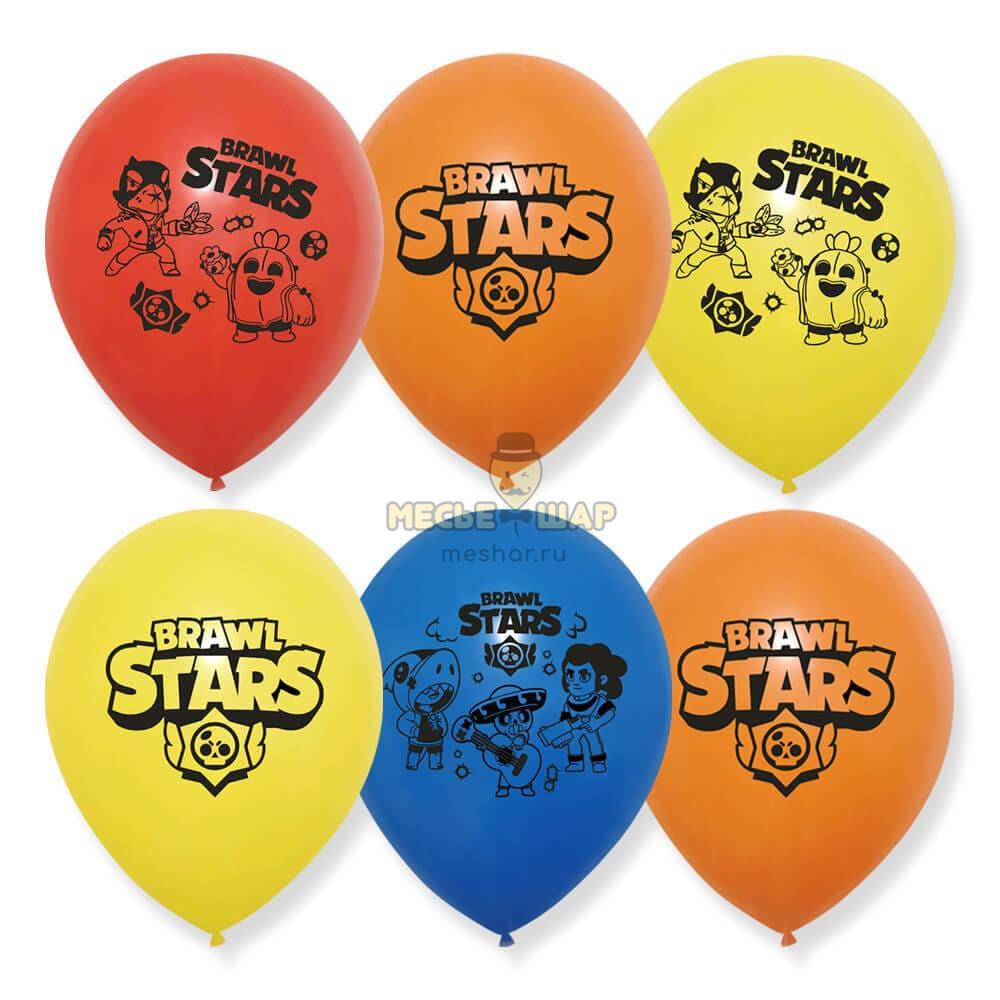 """Шары """"Brawl Stars"""""""