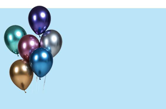 Воздушные шарики с доставкой