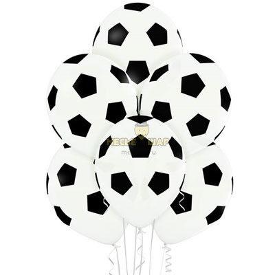"""Шар пастель """"Мяч футбол классика"""""""